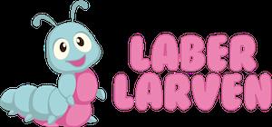 laberlarven logo